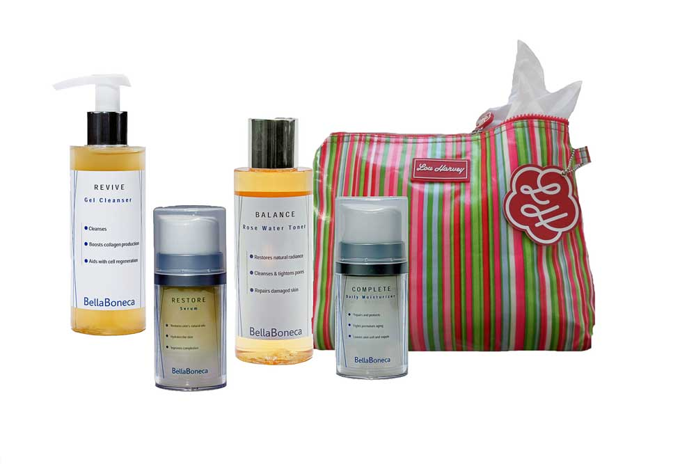 bella boneca Skincare and Bag