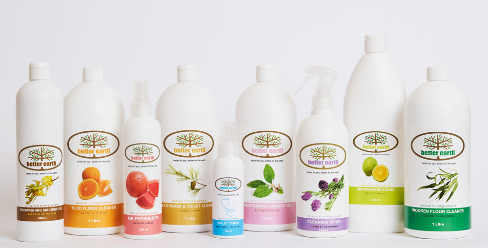 better earth organic products