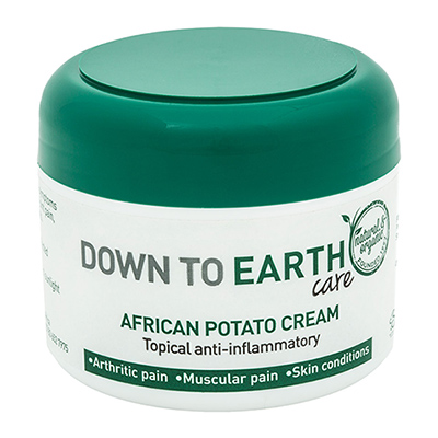 Down To Earth African Potato Cream